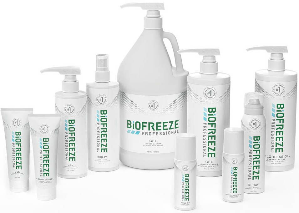 Shop Biofreeze Professional