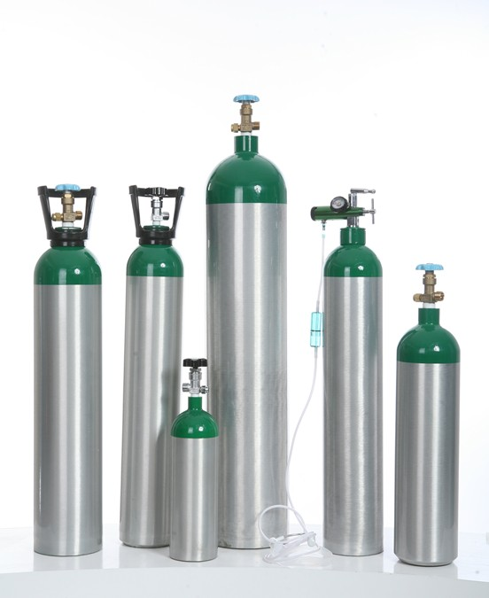 MedCare Supply Oxygen Cylinders